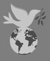 image of a dove and the earth