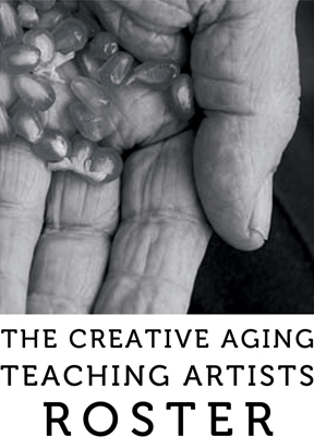 Logo of the Creative Aging Teaching Artist Roster