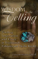 Photo of book cover 'Wisdom in the Telling'